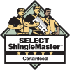 Certainteed Select Shingle Master Certification